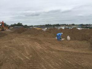 Asbestos in Soil Stockpile Assessment