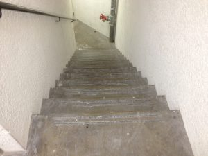 Building OHS Inspection-Stairs Safety