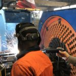 welding fumes monitoring hygienist - Dust Monitoring