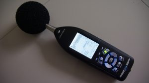 Noise Survey by Sound Level Meter